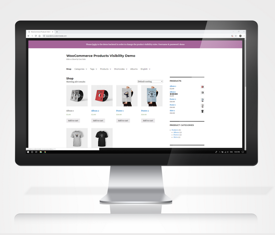 WooCommerce Products Visibility | Hide Products, Categories, Tags, Taxonomies & Prices by User Role - 14
