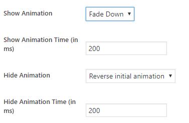 Wordpress Plugin Tooltip Animations
