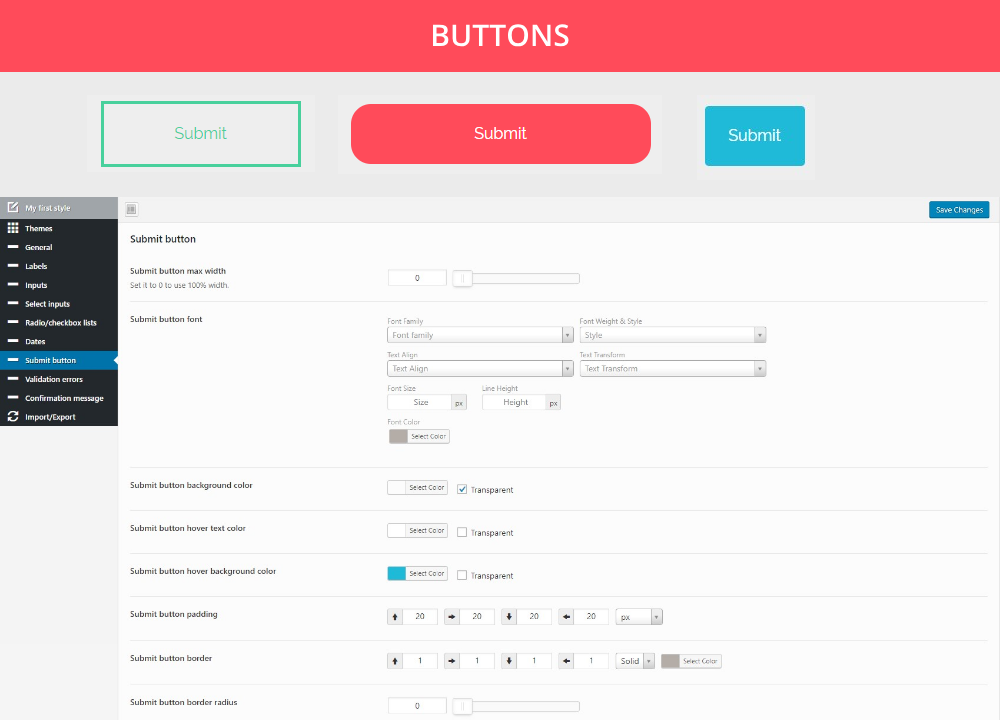 Form Styler Ultimate |  Gravity Forms, Ninja Forms, CF7 (Contact Form 7), WooCommerce - 8